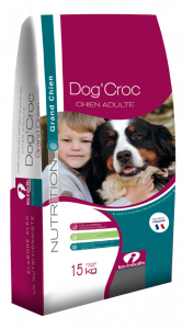 CROQUETTES DOG'CROC GRAND CHIEN 15 KG