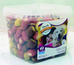 BISCUITS DOG'CROC MINI MIX FOURRES 400G