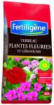 TERREAU GERANIUMS ET PLANTES FLEURIES 40L